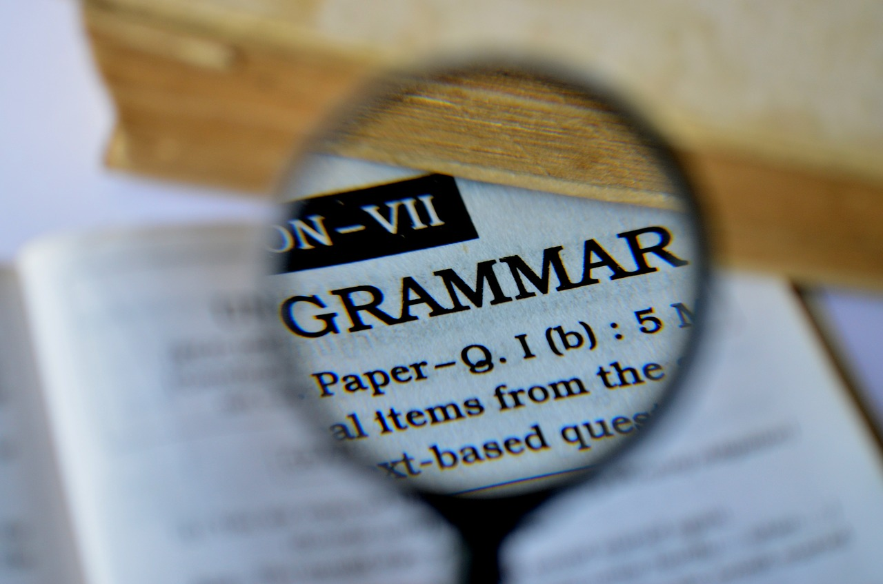 ASAP! Help me correct the grammar in my short review-essay!?
