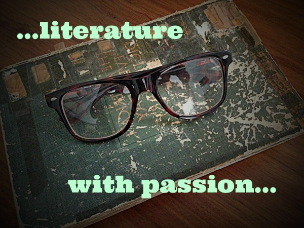 literature and glasses