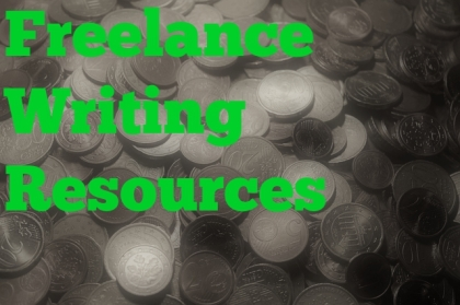 Resources Page Freelance Writing