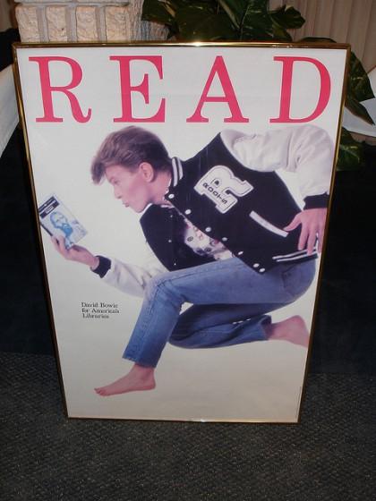 david bowie on read
