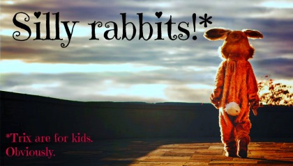silly rabbits