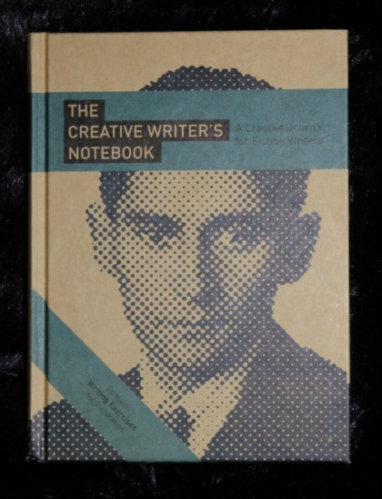 book haul creative writers notebook