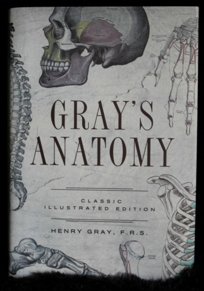 book haul grays anatomy