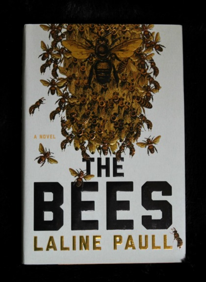 book haul the bees