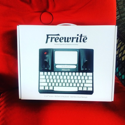 freewrite box