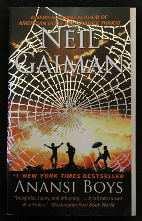 amazon-book-haul-anansi-boys-cover