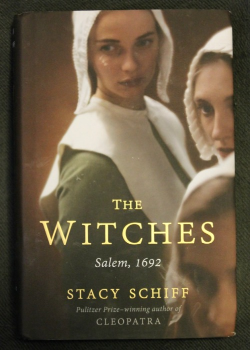 amazon-book-haul-the-witches-cover