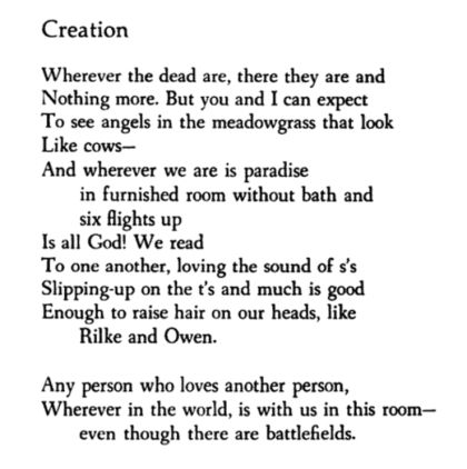 kenneth patchen creation poem