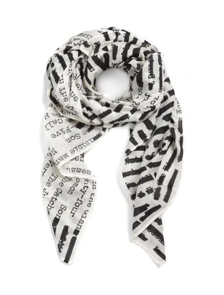 scarves for reader and writers