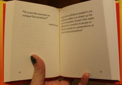 book haul confidence reading sneak peek