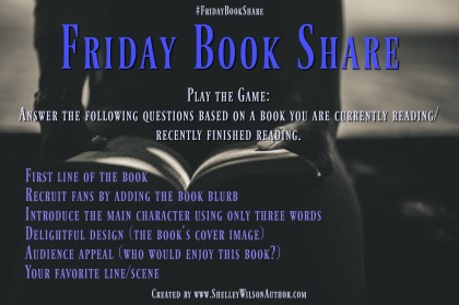 #fridaybookshare readers books recommendation