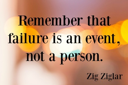 Zig Ziglar Quote - A to Z Blogging Challenge