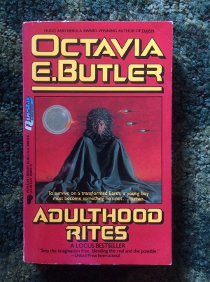Book Haul Adulthood Rites Octavia E. Butler