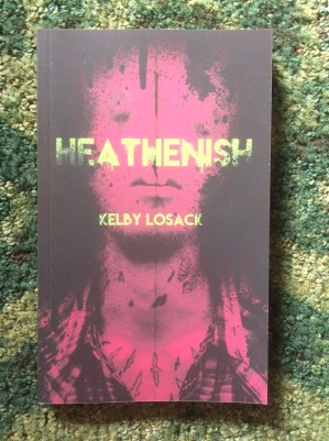 Book Haul Heathenish Kelby Losack