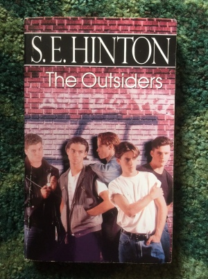 Book Haul The Outsiders S.E. Hinton