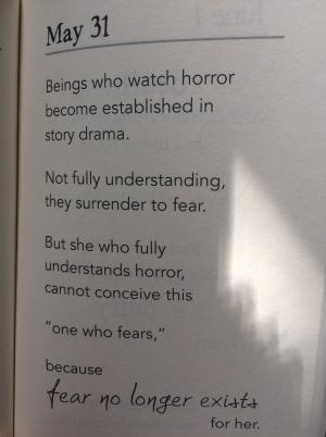 Book Haul The Zen of Horror T.N. Kaylor