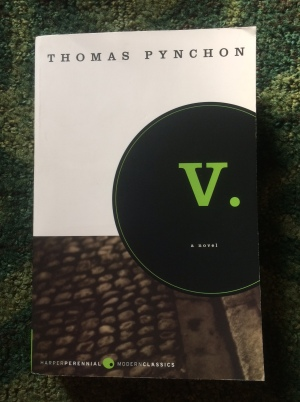 Book Haul Thomas Pynchon V.