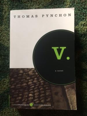 Book Haul Thomas Pynchon V.