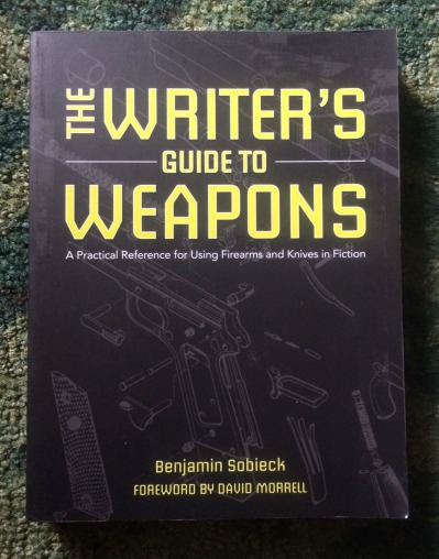 epic book haul writers guide to weapons