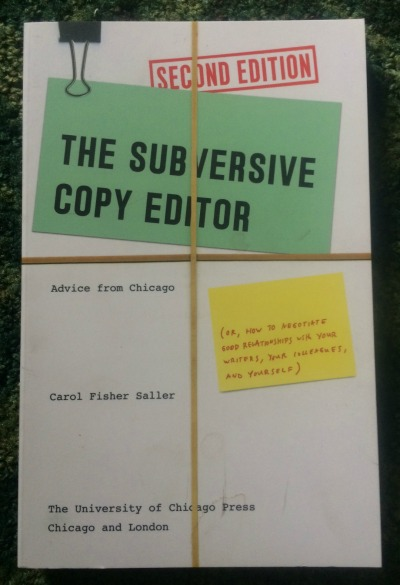 the subversive copy editor